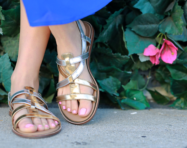 Sydne-Style-ugg-australia-sandals-silver-gold-mixed-metals-summer-shoes