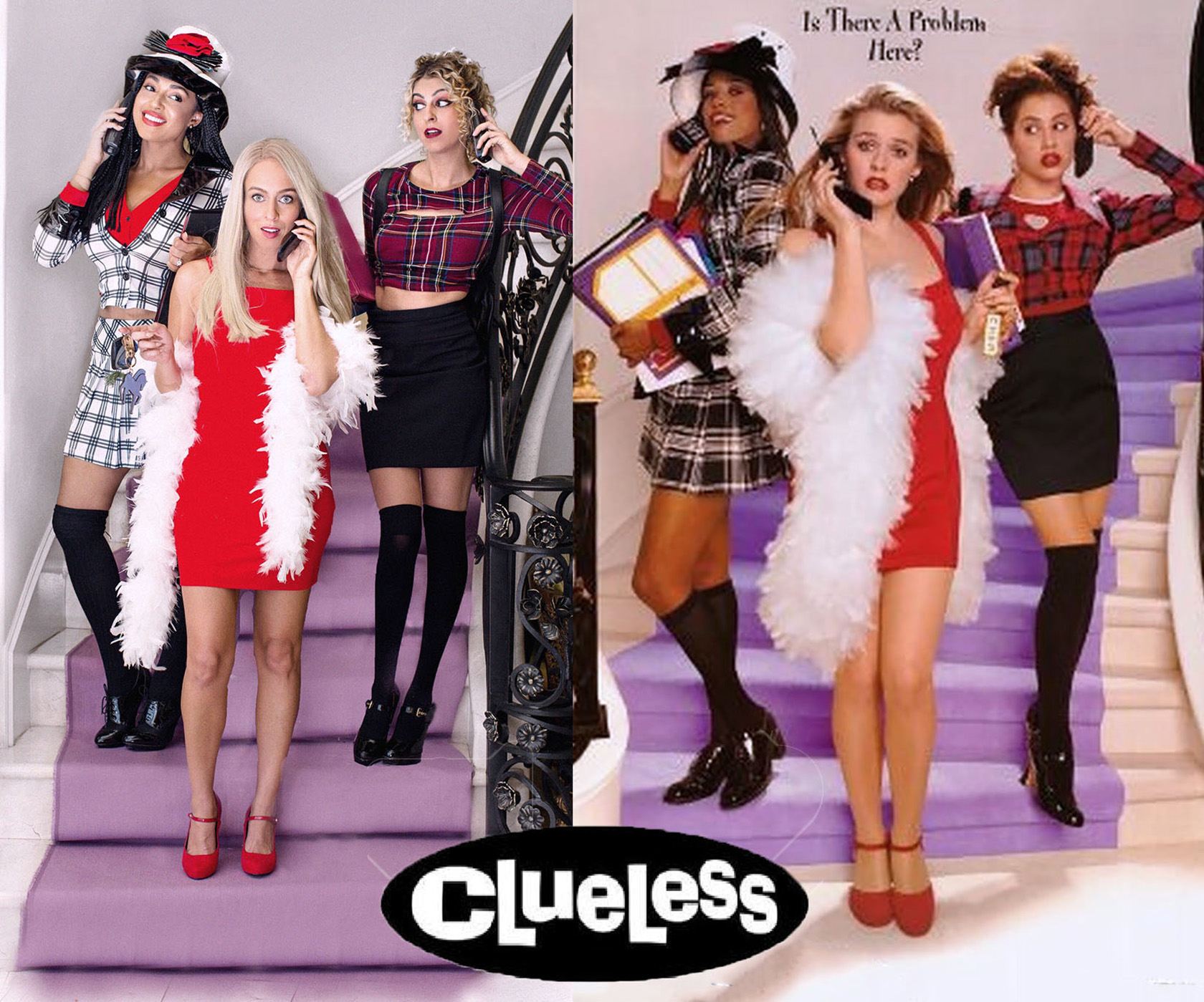 Sydne Style shares the best clueless halloween costumes as cher dionne and tai