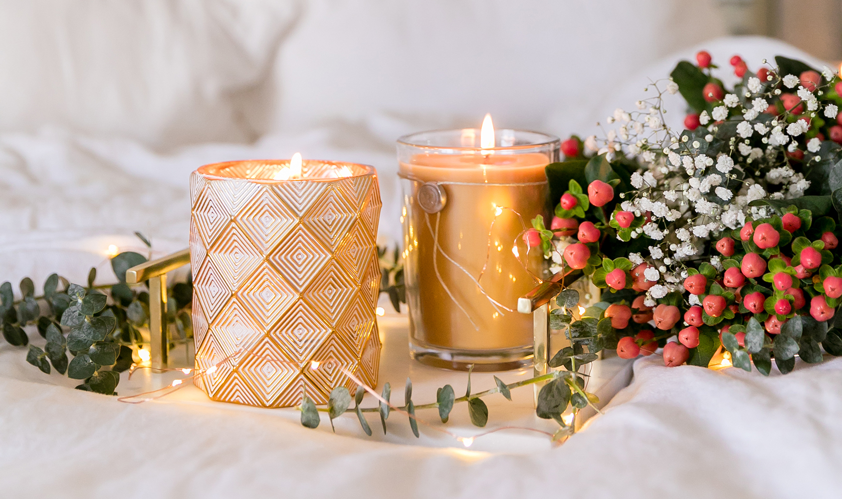 Sydne Style reviews votivo red currant candles for best holiday candles to buy as presents