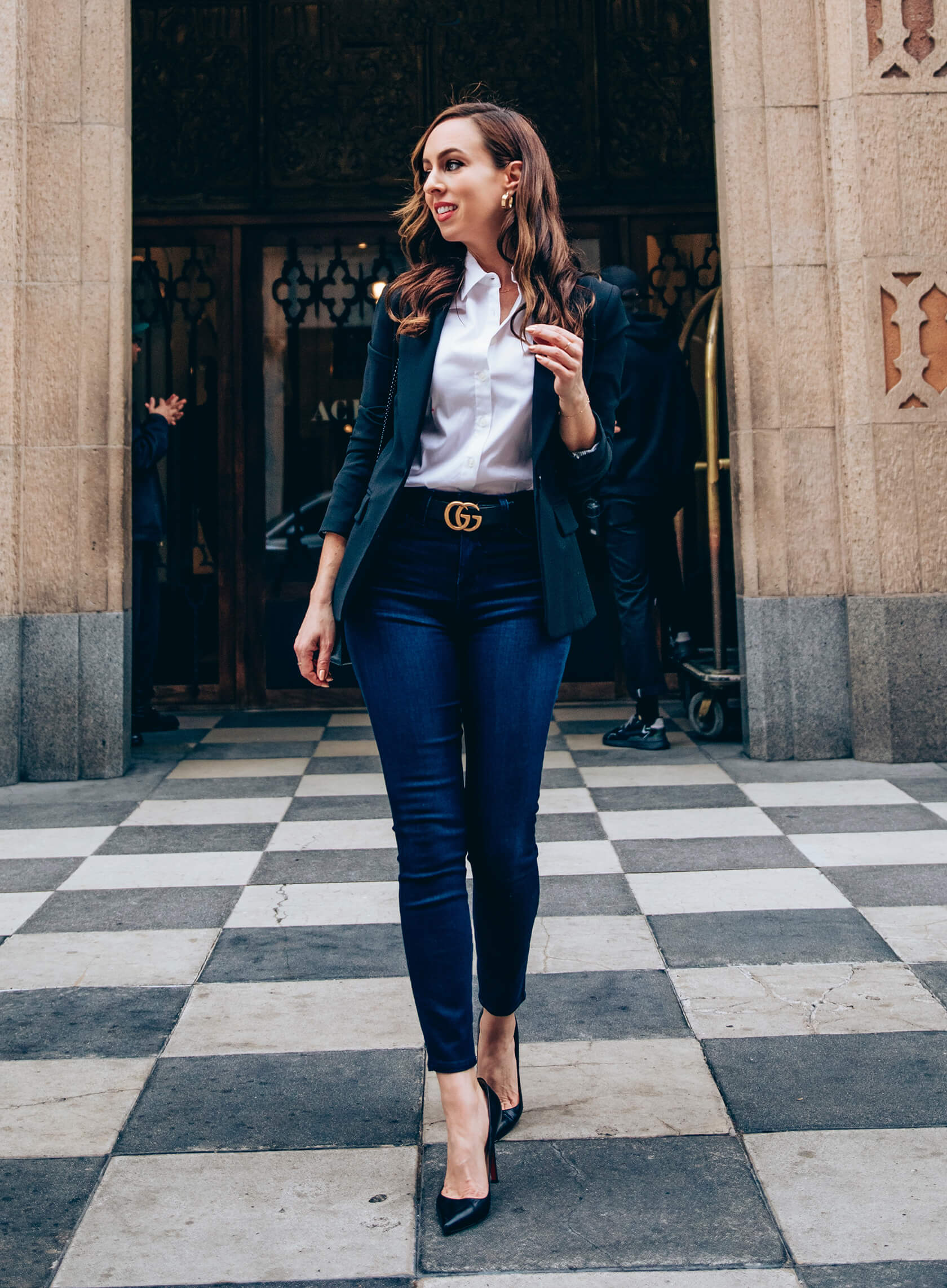 Sydne Style shows classic fashion staples every woman should own in her closet