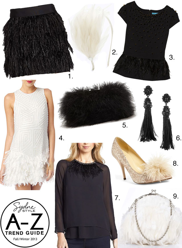 Sydne-Style-ostrich-feather-trend-a-to-z-trend-guide-fall-winter-2013-how-to-wear-feathers-holiday-fashion-style