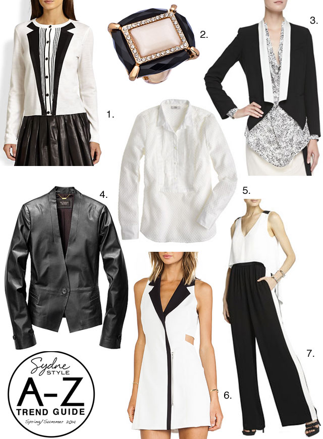 Sydne-Style-tuxedo-trend-a-to-z-trend-guide-fashion-shopping-guide-what-to-buy-wear