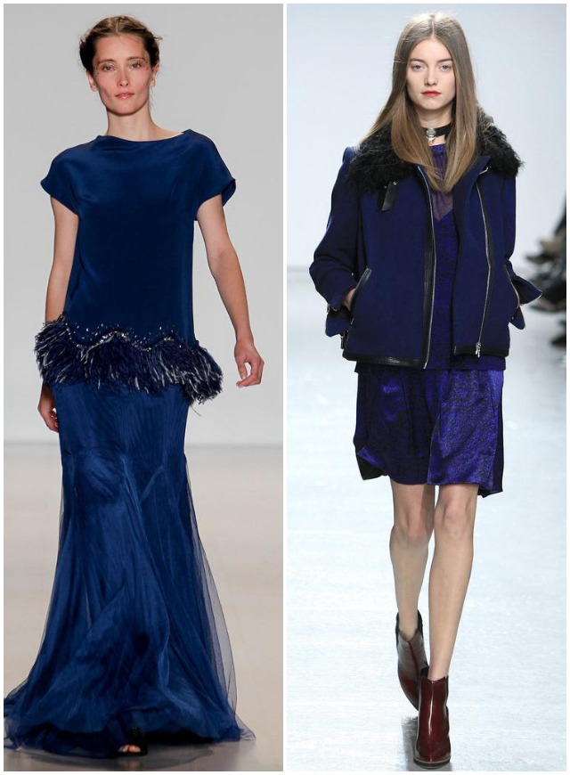 Sydne Style A to Z Trend Guide Fall Winter 2014 New York Fashion Week Runway Lela Rose, Rebecca Taylor
