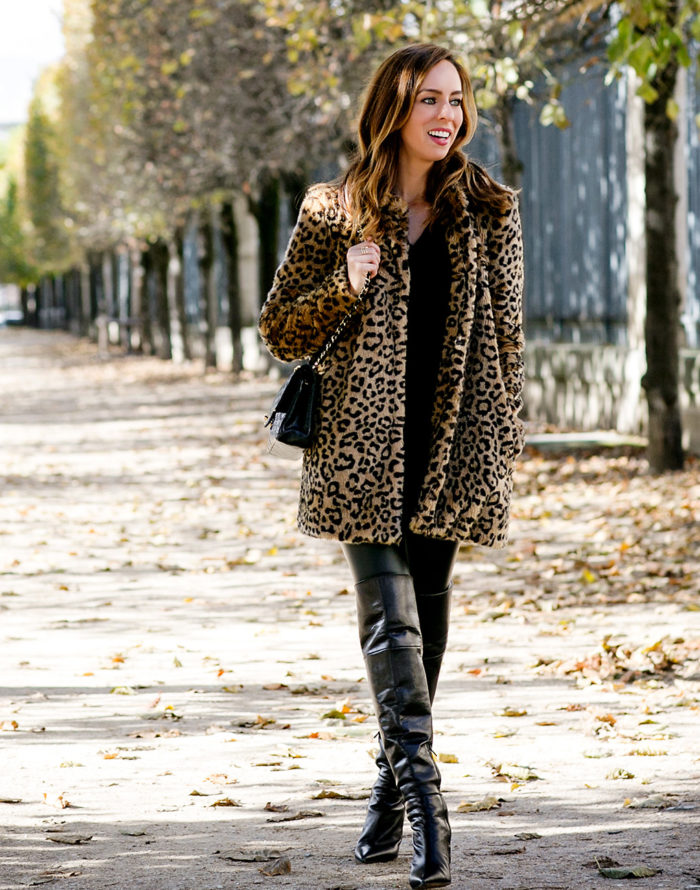 9 Leopard Coats Under $200 For Faux Fur Friday
