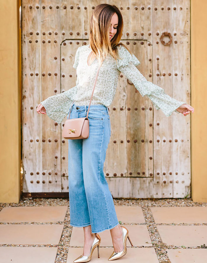 16 Ways to Wear the Bell Sleeves Trend