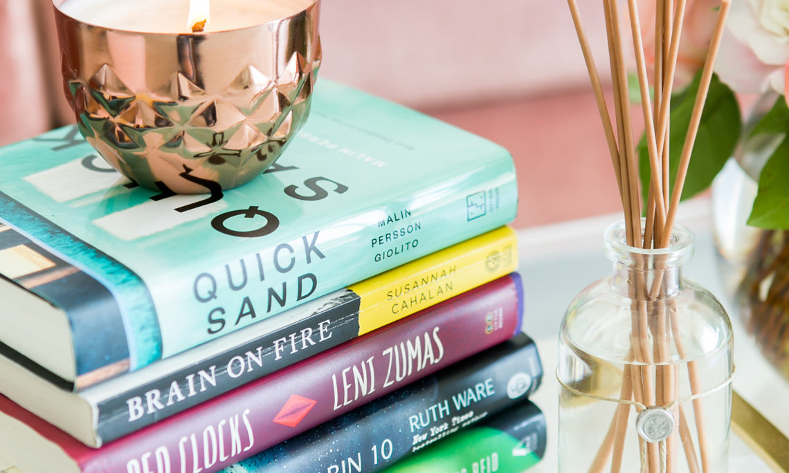 Sydne Style rounds up the best books with red clocks like handmaids tale