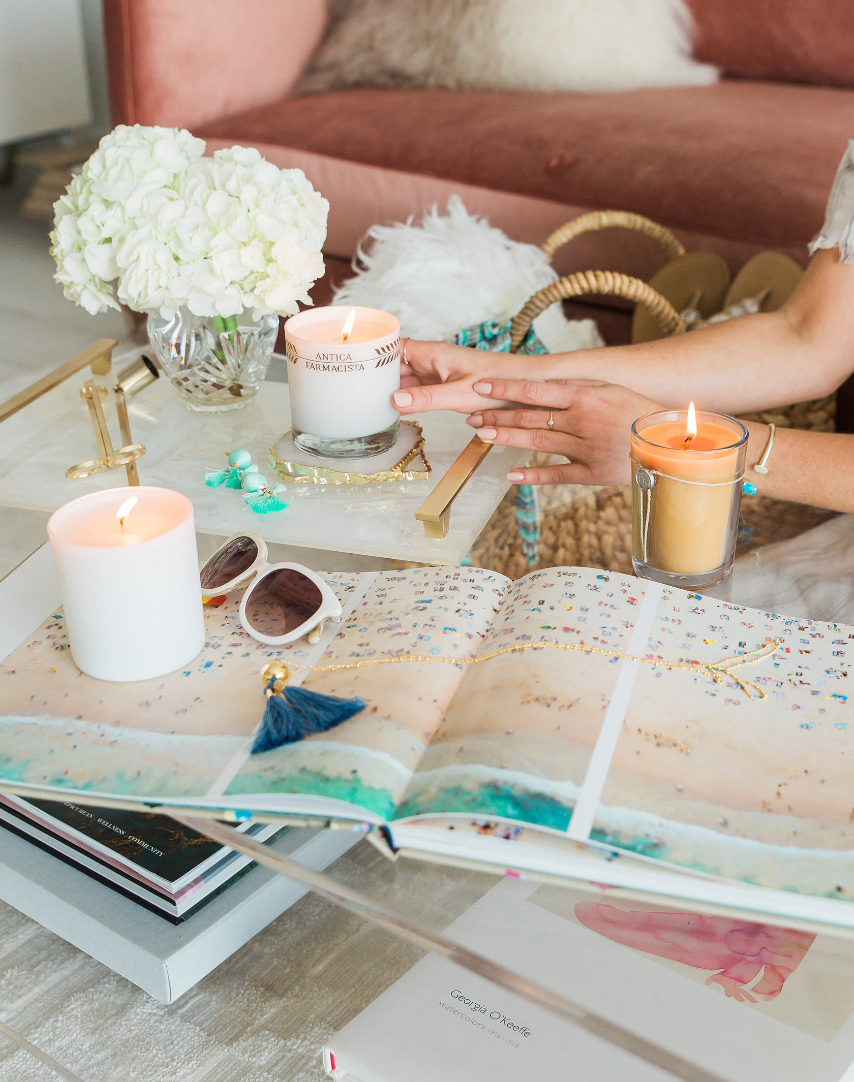Sydne Style shares the best unisex candles for summer