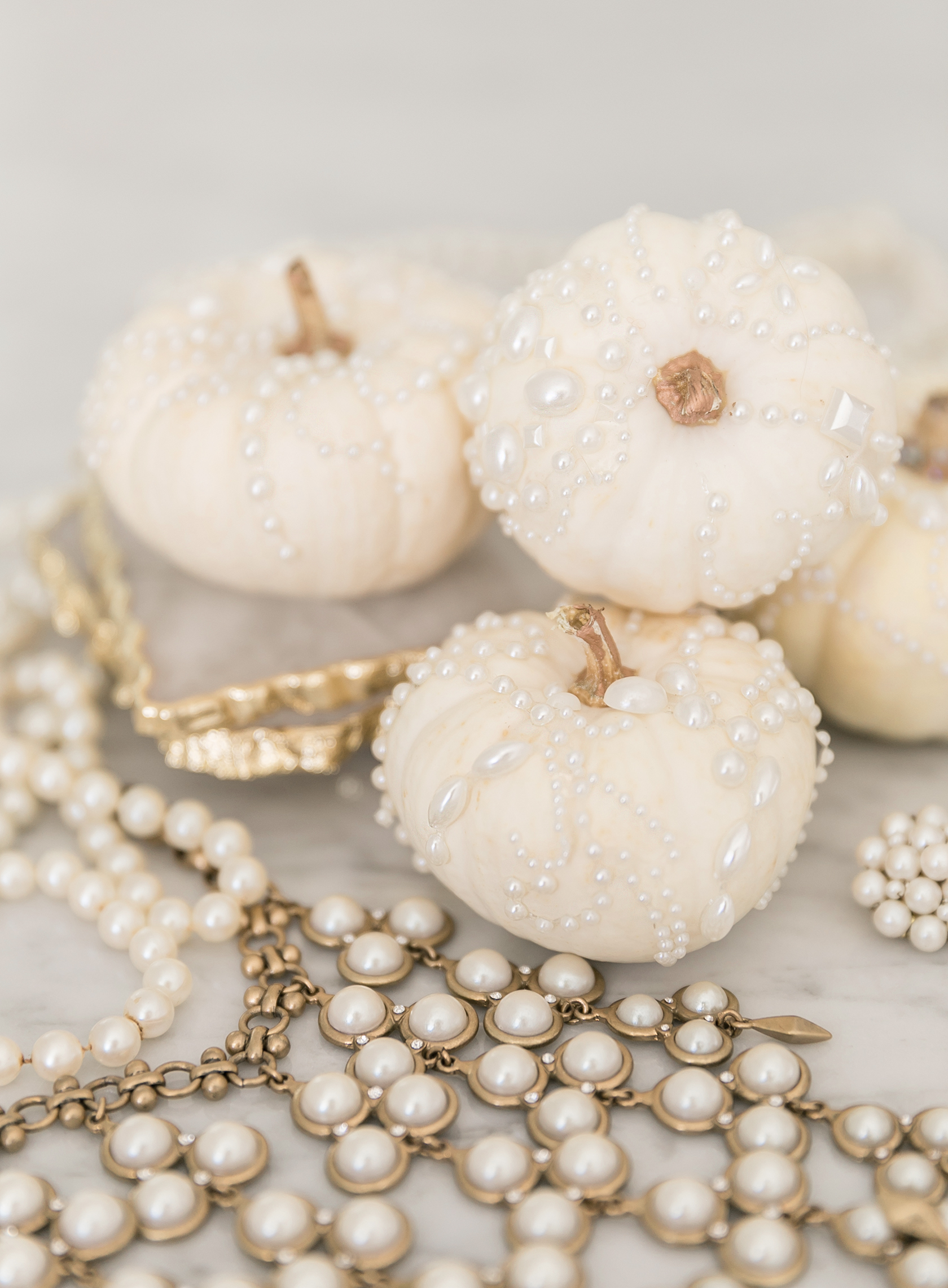 Sydne Style shows where to get glam fall decor