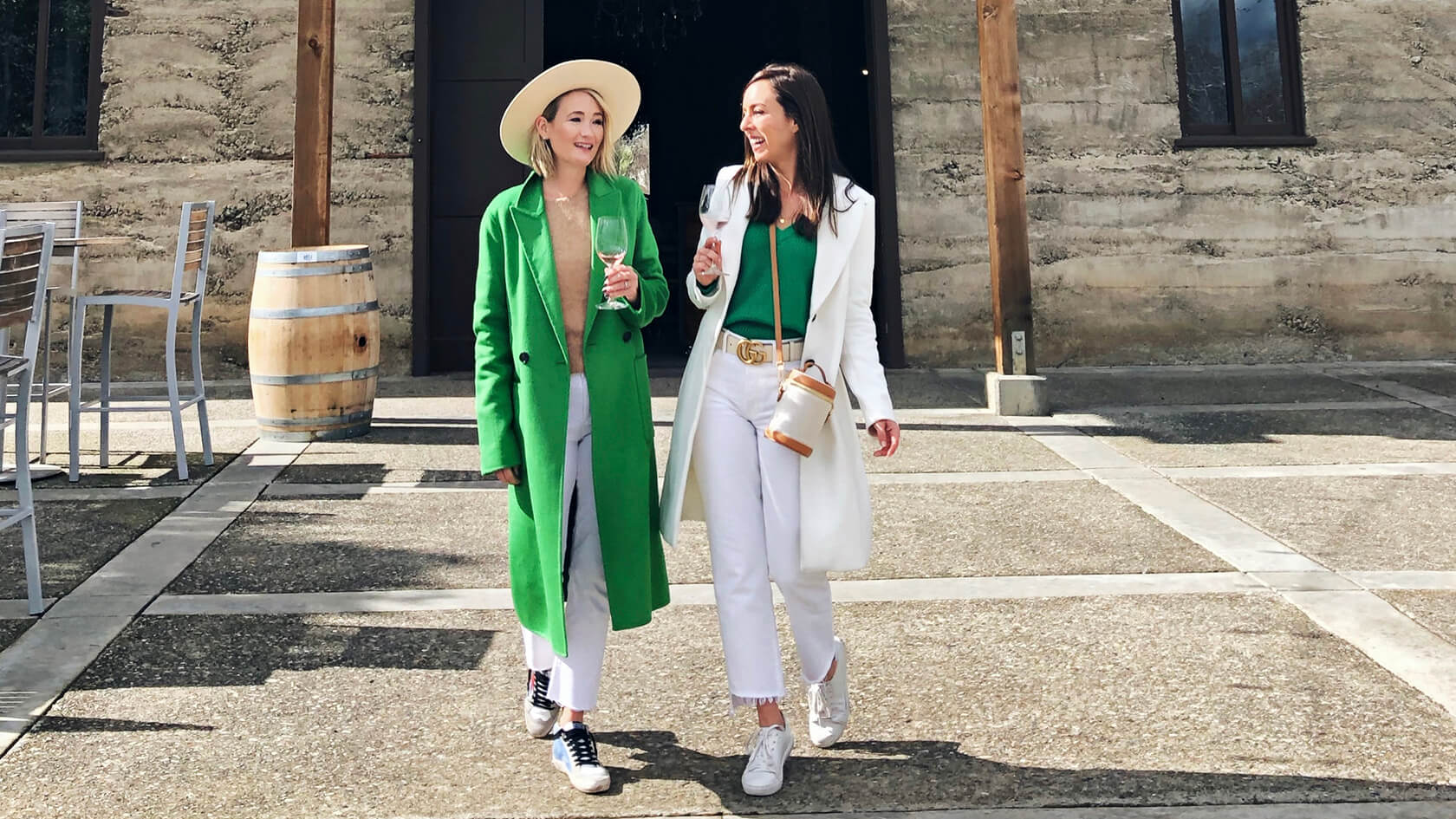 Sydne Style reviews Livermore Valley wine country in travel vlog