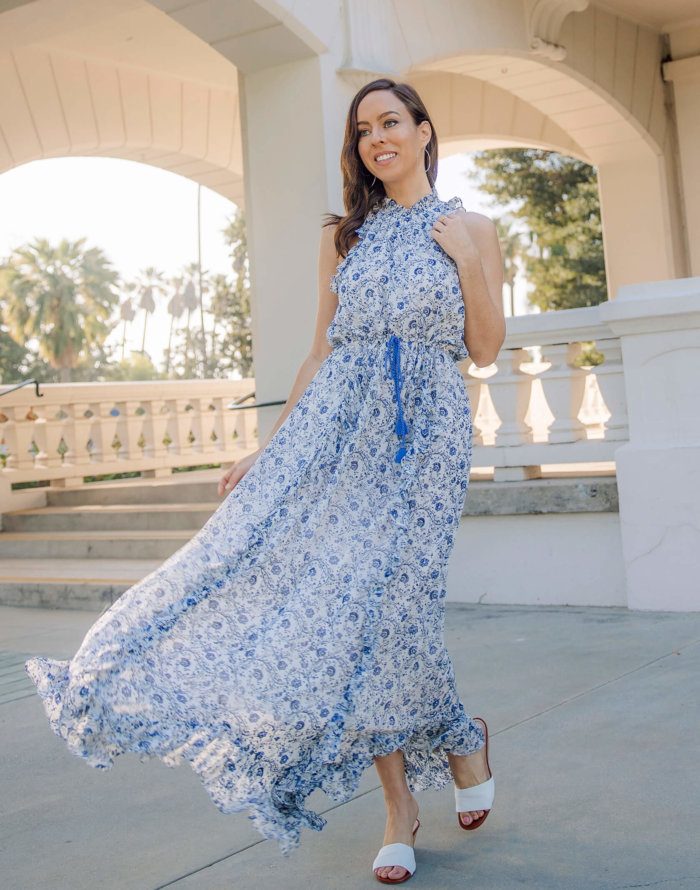Why a Floral Maxi Dress is a Must